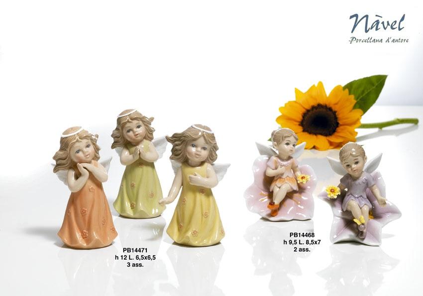 19BE - Angeli Nàvel - Nàvel Porcellana - Prodotti - Rebolab