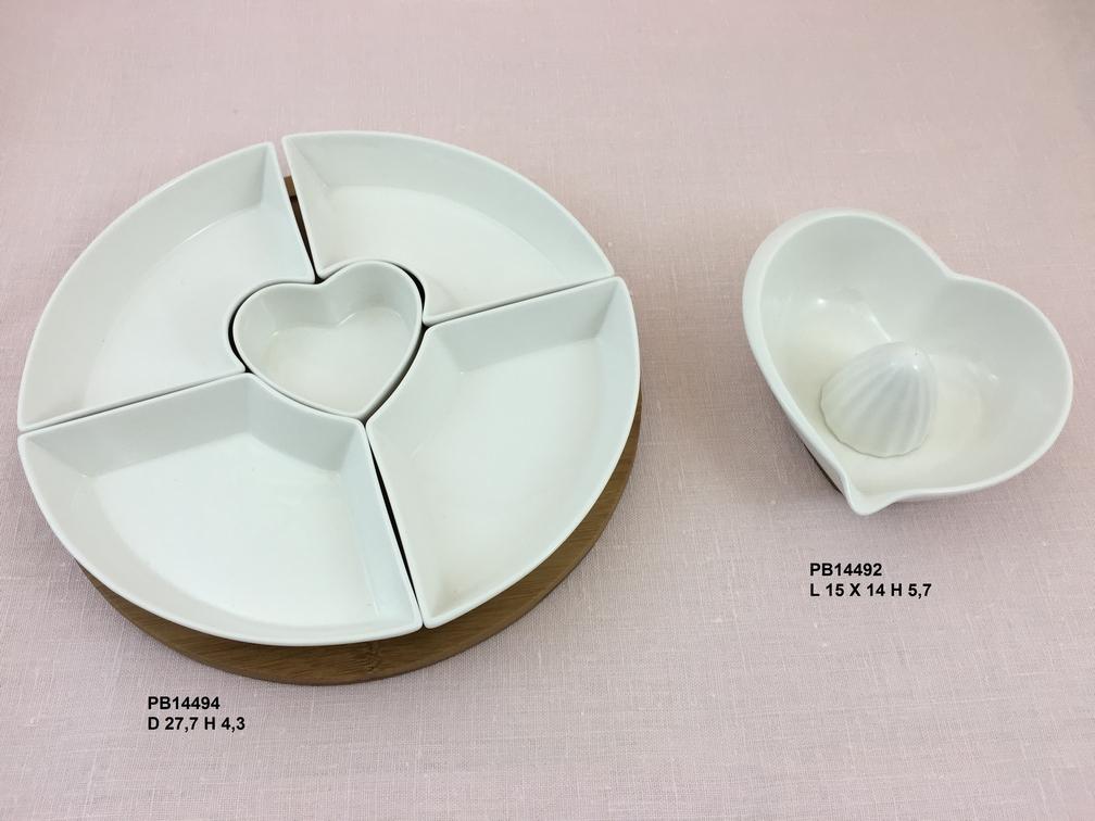 19C7 - Antipastiere-Taglieri-Oliere - Tavola e Cucina - Prodotti - Rebolab