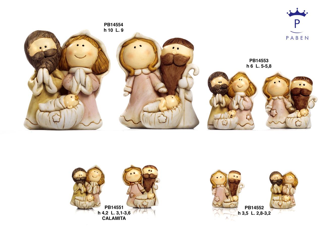 19DC - Presepi - Natività Resina - Articoli Religiosi - Prodotti - Rebolab