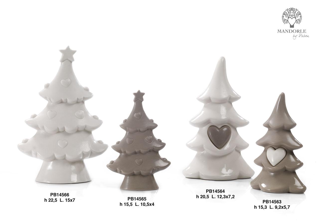19DE - Regali - Ceramiche Natalizie - Natale e Altre Ricorrenze - Prodotti - Rebolab