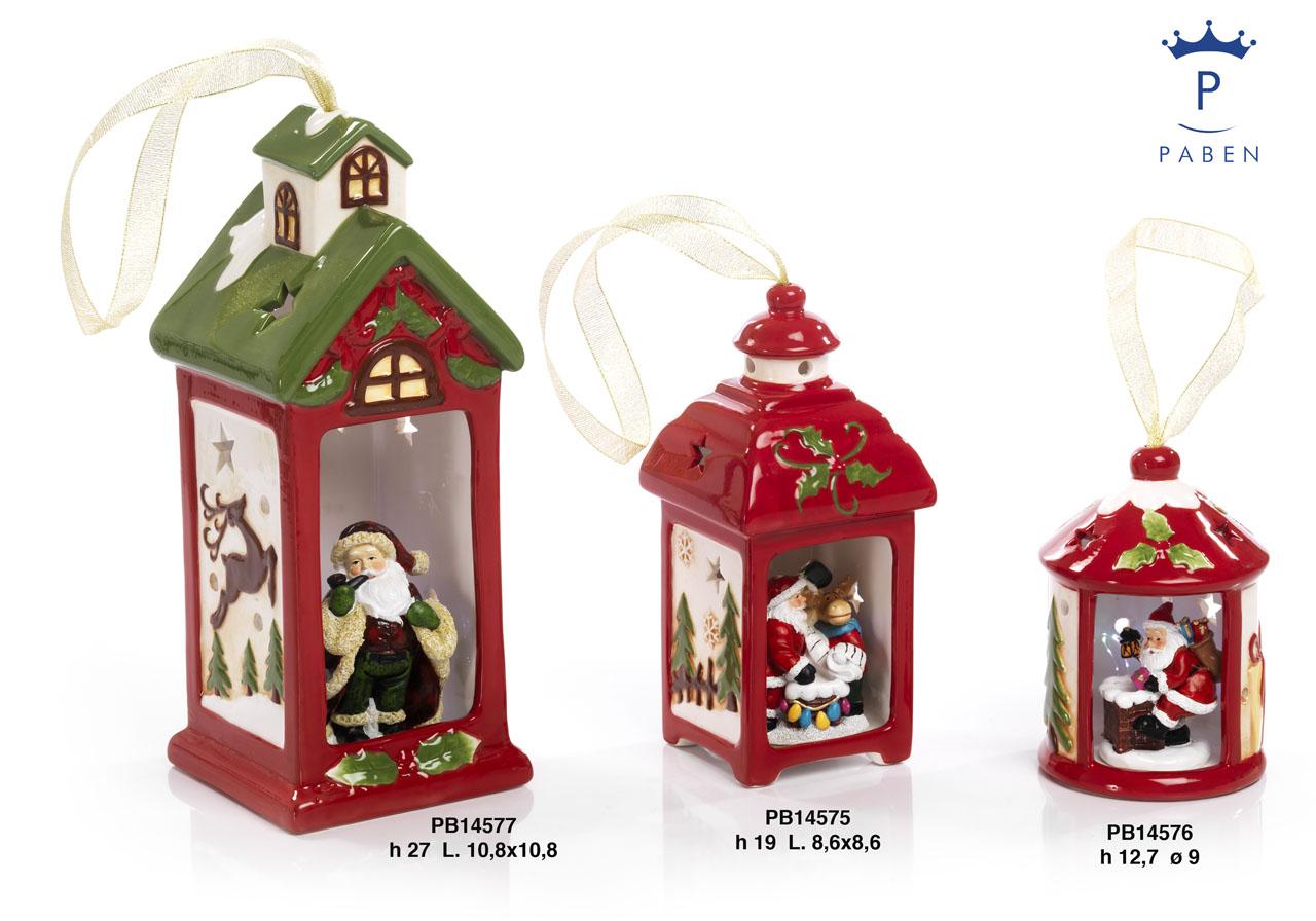 19E1 - Regali - Ceramiche Natalizie - Natale e Altre Ricorrenze - Prodotti - Rebolab