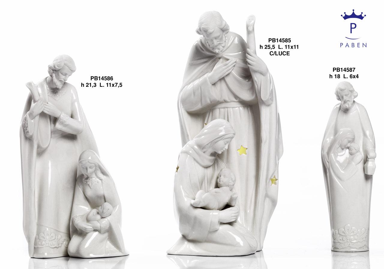 19E4 - Presepi - Natività Porcellana - Articoli Religiosi - Prodotti - Rebolab