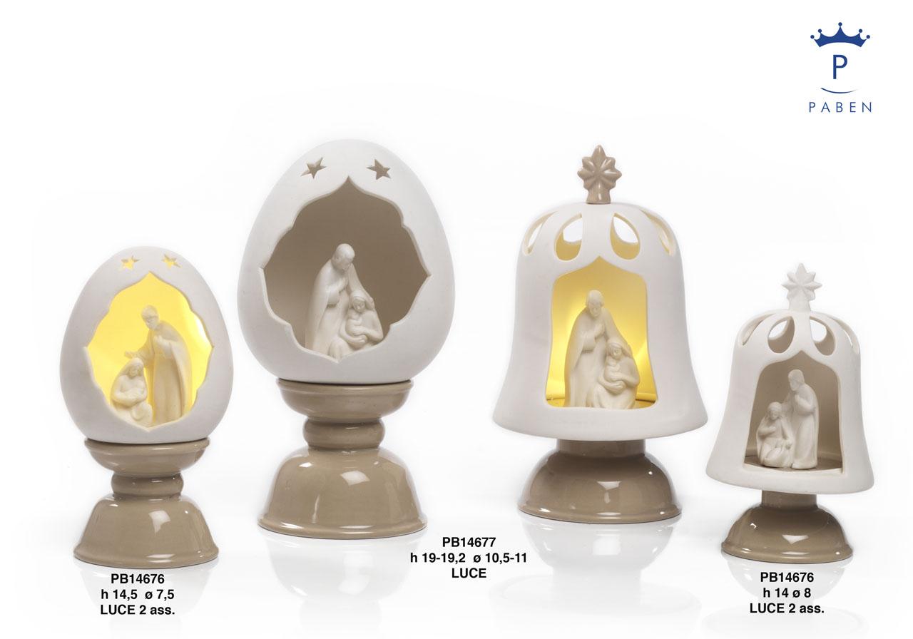 19FF - Presepi - Natività Porcellana - Articoli Religiosi - Prodotti - Rebolab