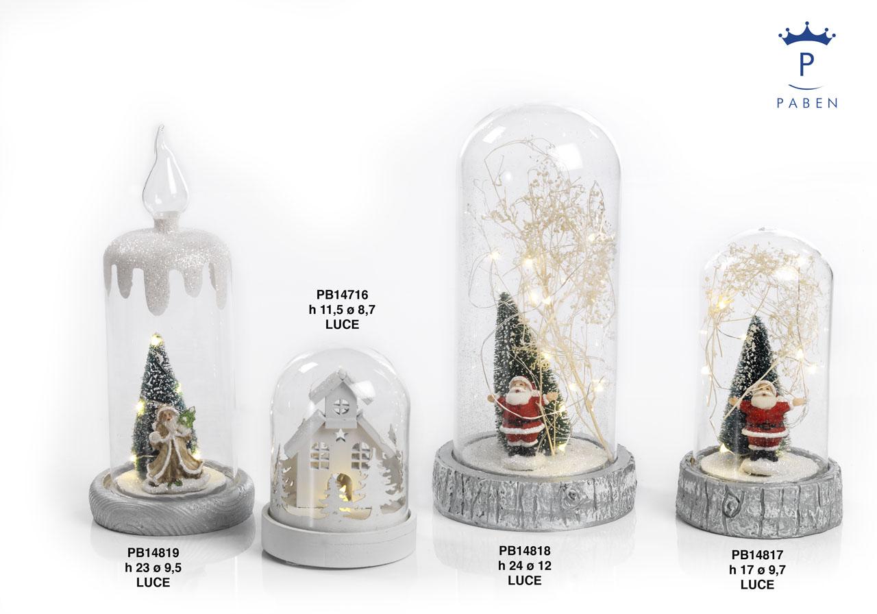 1A07 - Decorazioni - Addobbi Natalizi - Natale e Altre Ricorrenze - Prodotti - Rebolab