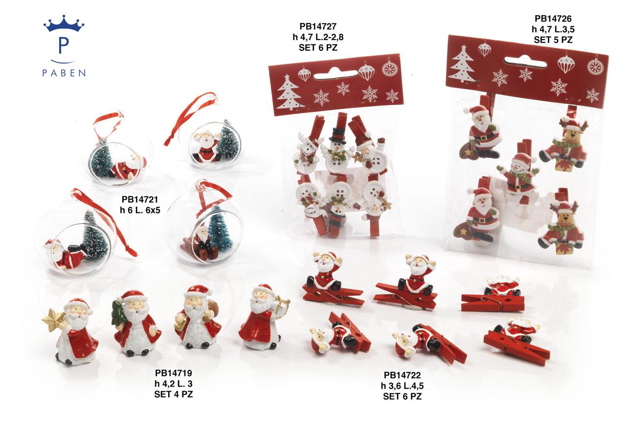1A08 - Decorazioni - Addobbi Natalizi - Natale e Altre Ricorrenze - Prodotti - Rebolab