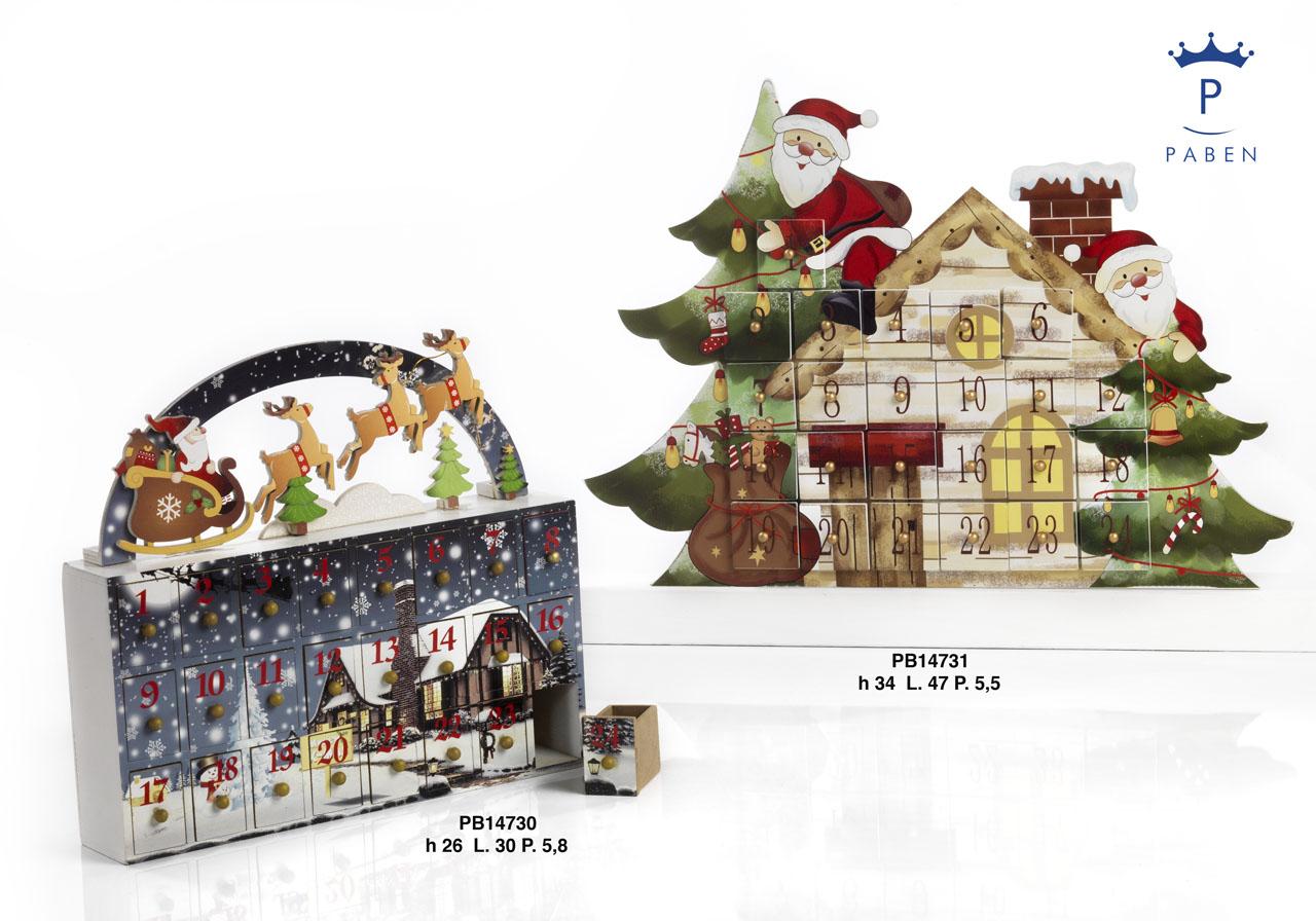 1A09 - Regali - Ceramiche Natalizie - Natale e Altre Ricorrenze - Prodotti - Rebolab
