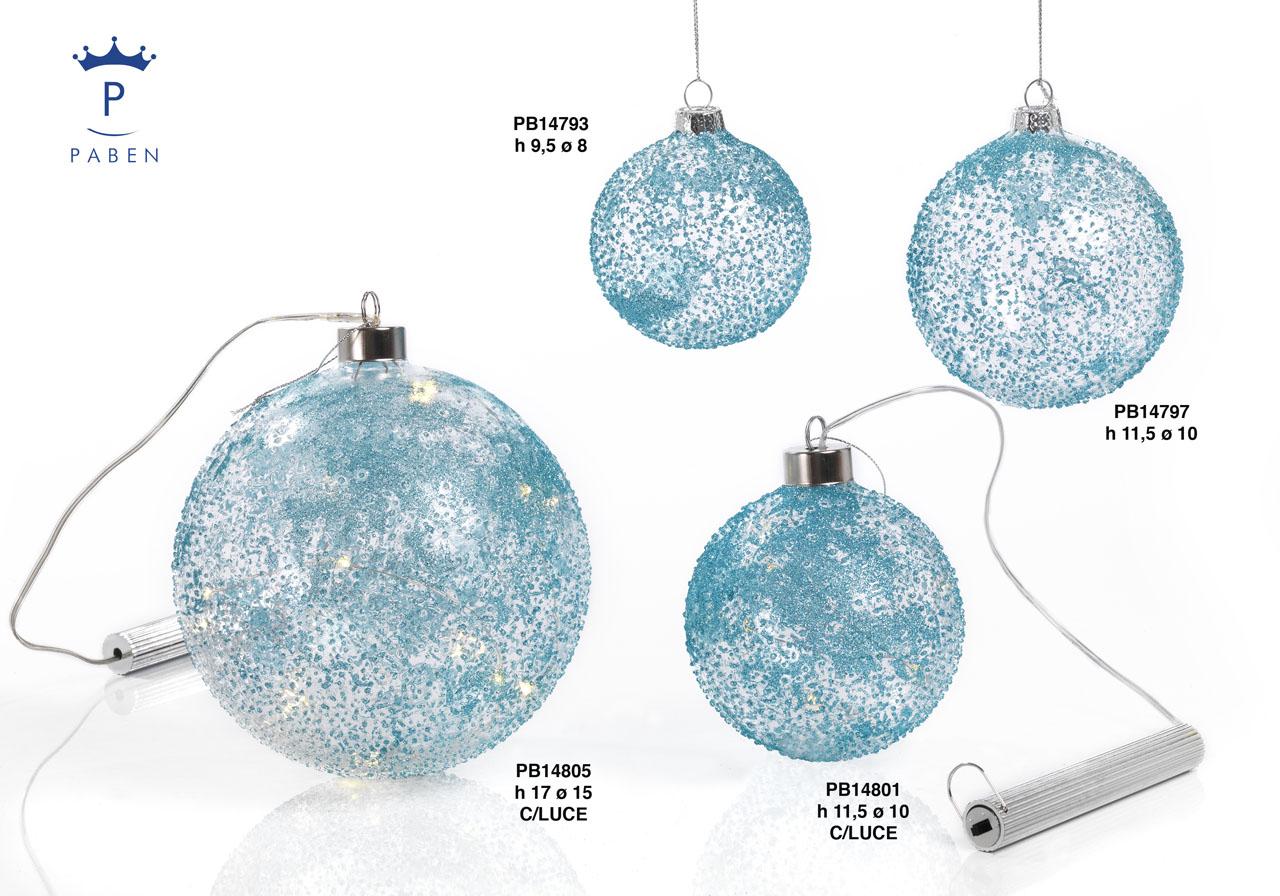 1A1B - Decorazioni - Addobbi Natalizi - Natale e Altre Ricorrenze - Prodotti - Rebolab