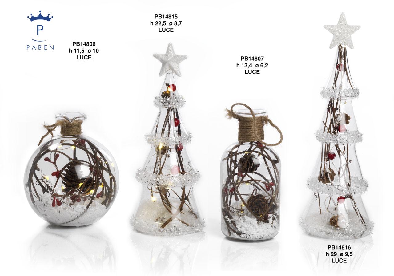 1A1D - Decorazioni - Addobbi Natalizi - Natale e Altre Ricorrenze - Prodotti - Rebolab