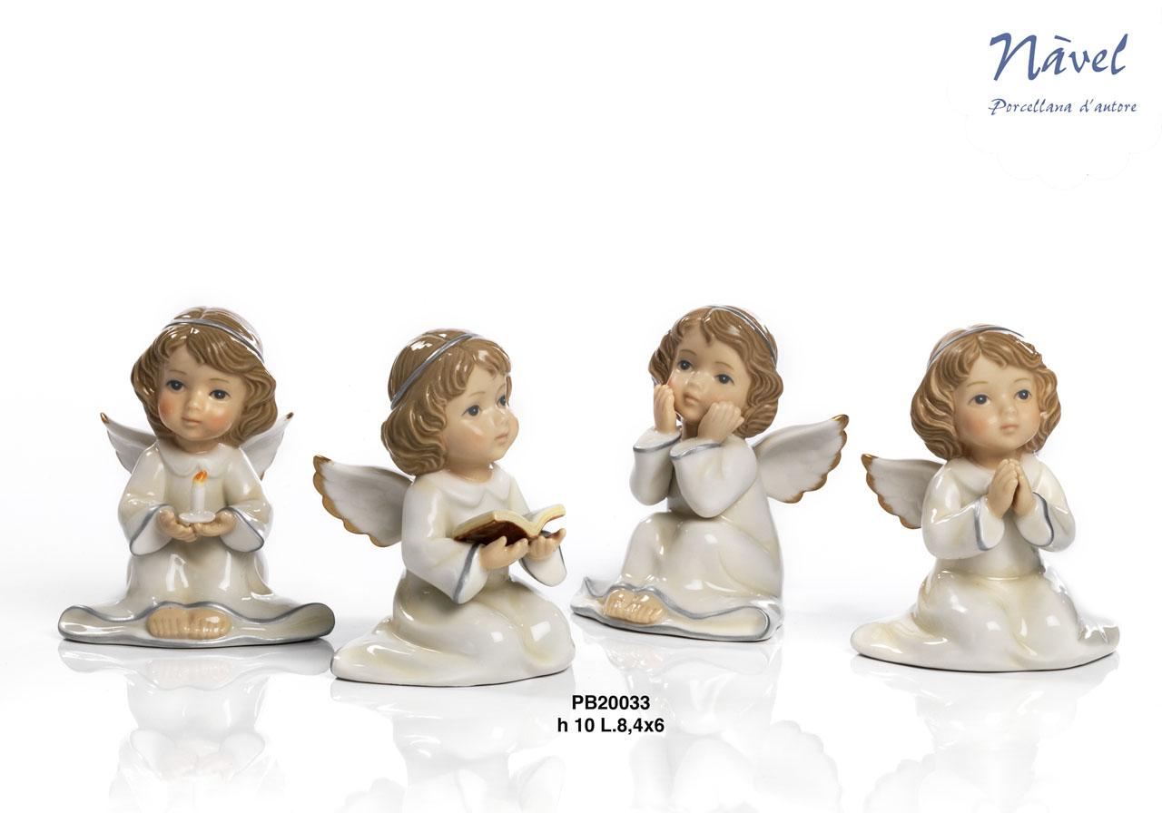 1A42 - Angeli Nàvel - Natale e Altre Ricorrenze - Prodotti - Rebolab