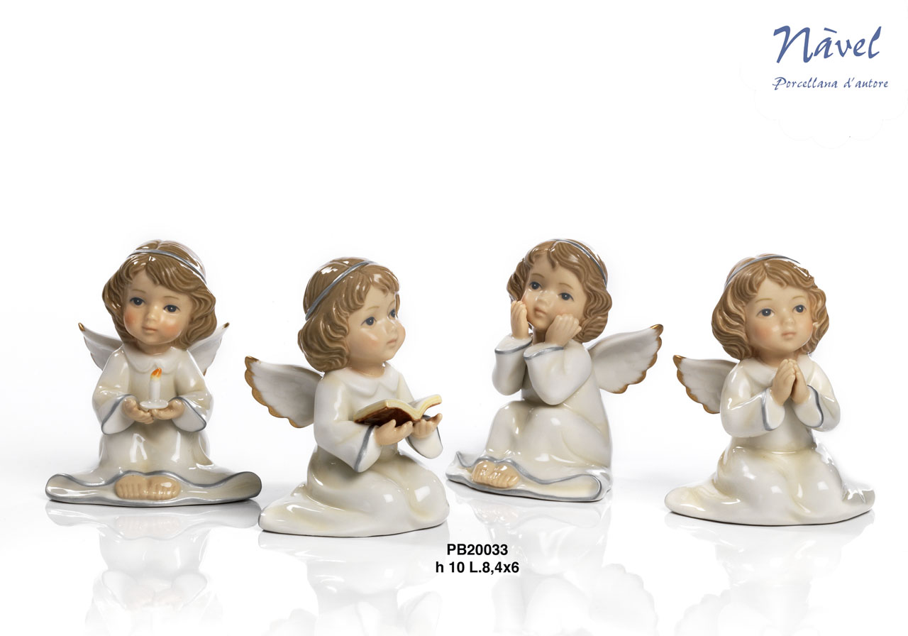 1A42 - Angeli Nàvel - Nàvel Porcellana - Prodotti - Rebolab