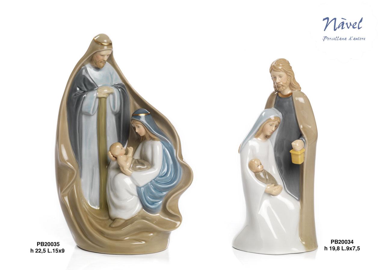 1A43 - Presepi - Bambinelli Nàvel - Articoli Religiosi - Prodotti - Rebolab