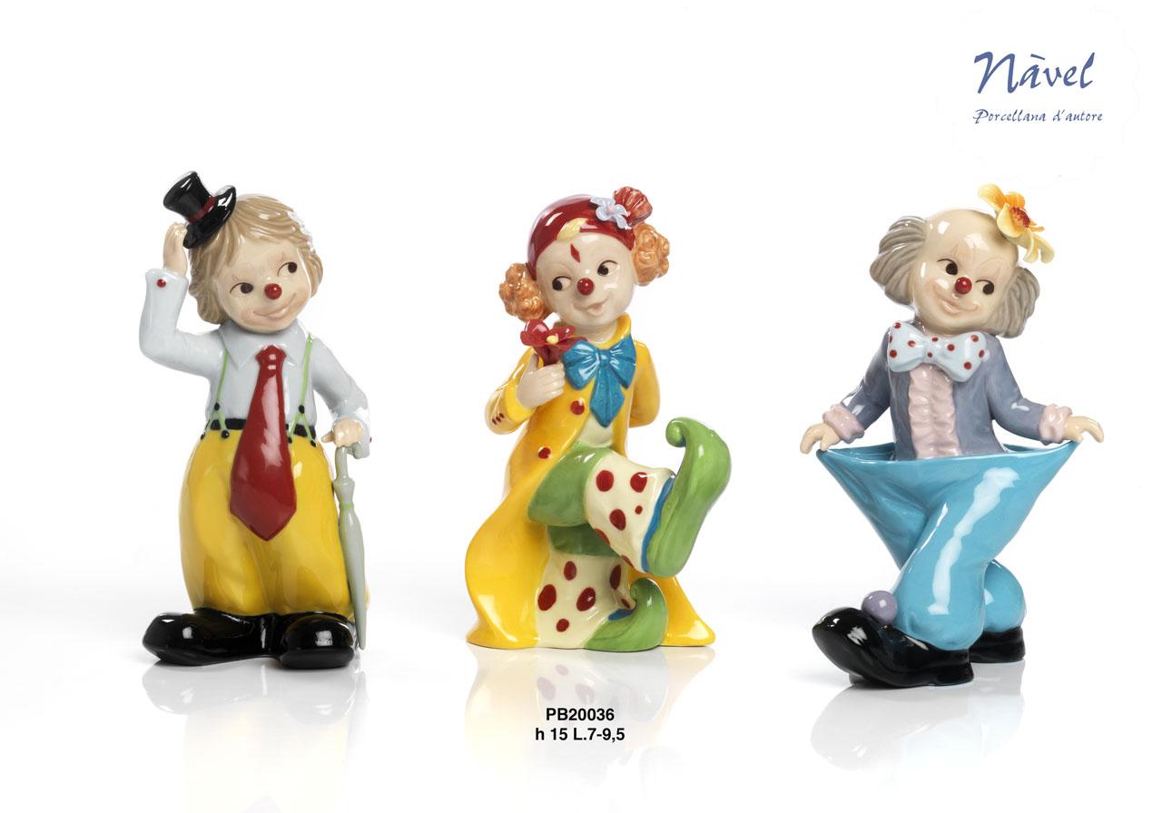 1A44 - Statuine Nàvel - Nàvel Porcellana - Prodotti - Rebolab
