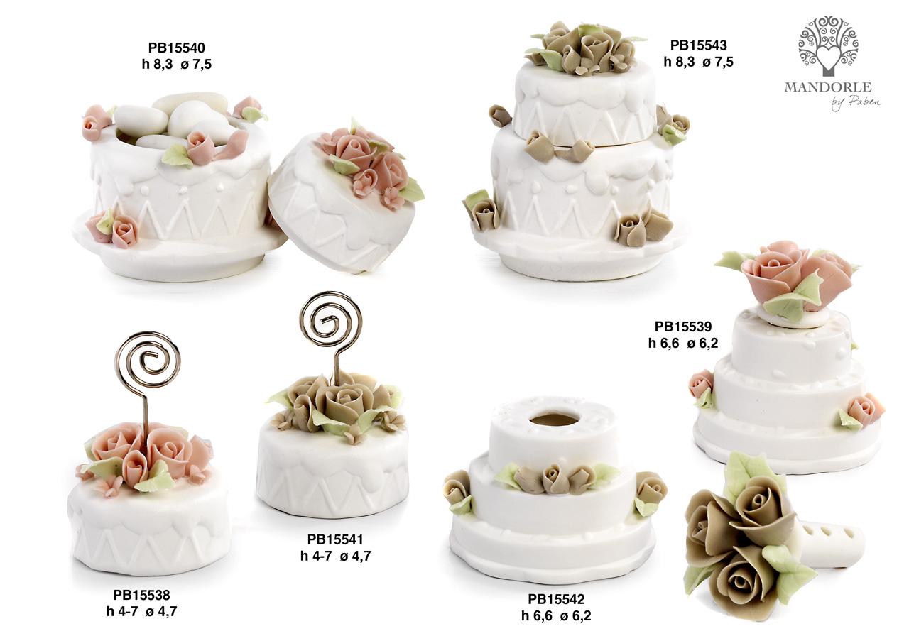 1AD0 - Collezioni Porcellana-Ceramica - Mandorle Bomboniere  - Prodotti - Rebolab