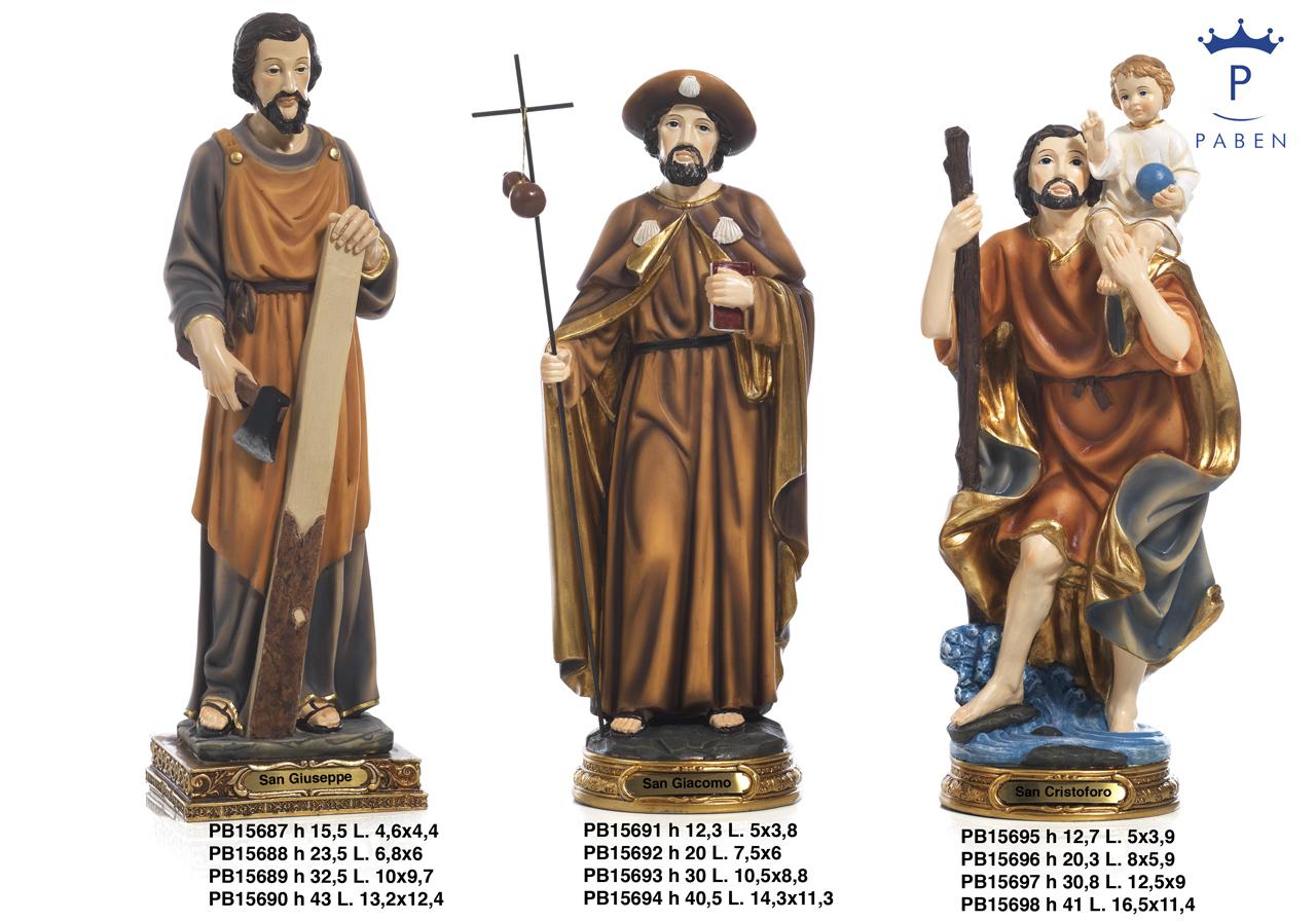 1AFA - Statue Santi - Articoli Religiosi - Prodotti - Rebolab