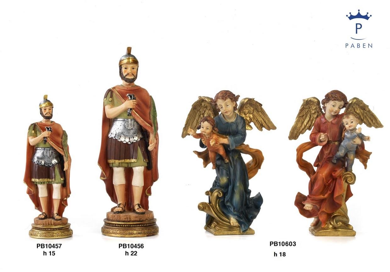 1B0B - Angeli Resina - Articoli Religiosi - Prodotti - Rebolab