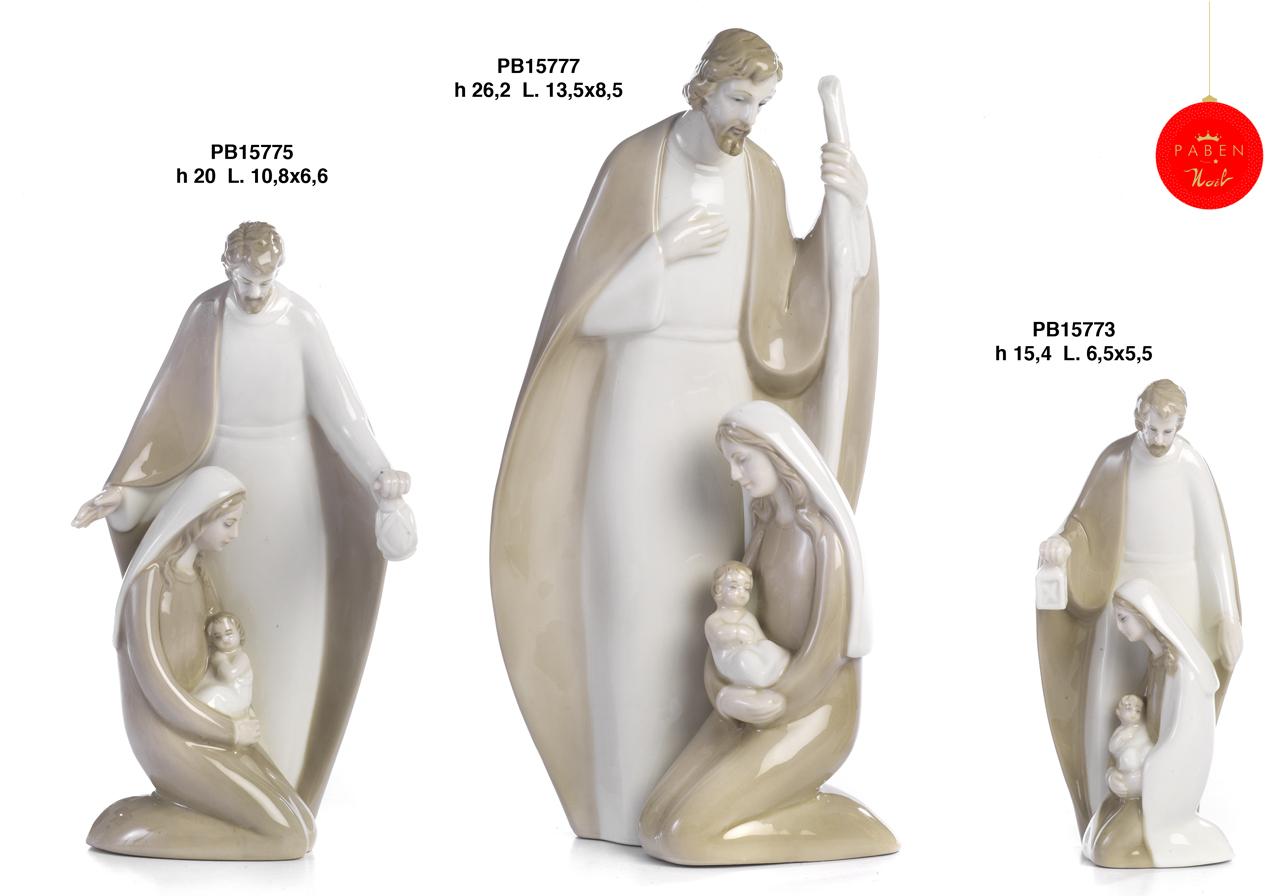 1B17 - Presepi - Natività Porcellana - Articoli Religiosi - Prodotti - Rebolab