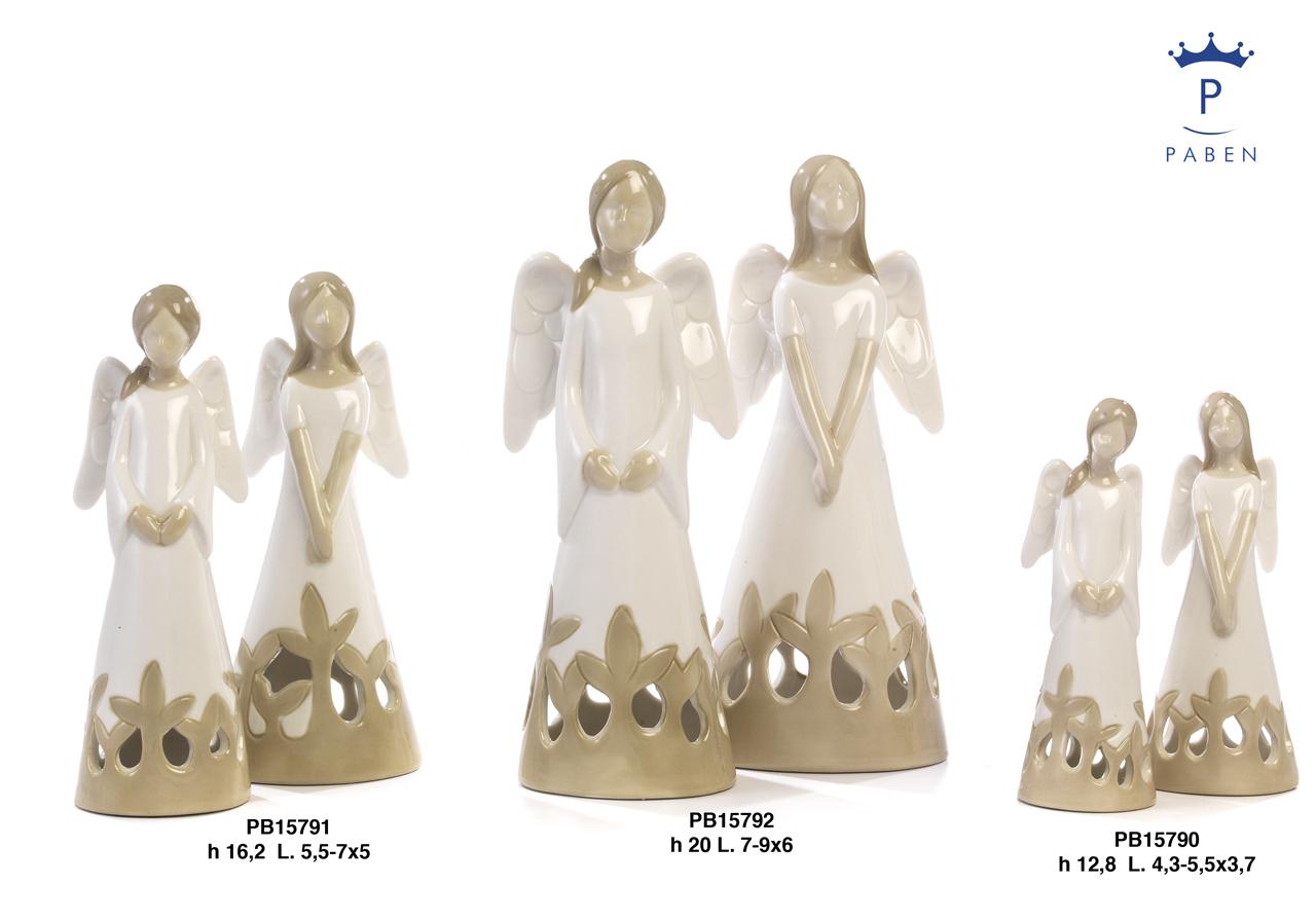 1B1B - Angeli Porcellana - Natale e Altre Ricorrenze - Prodotti - Rebolab