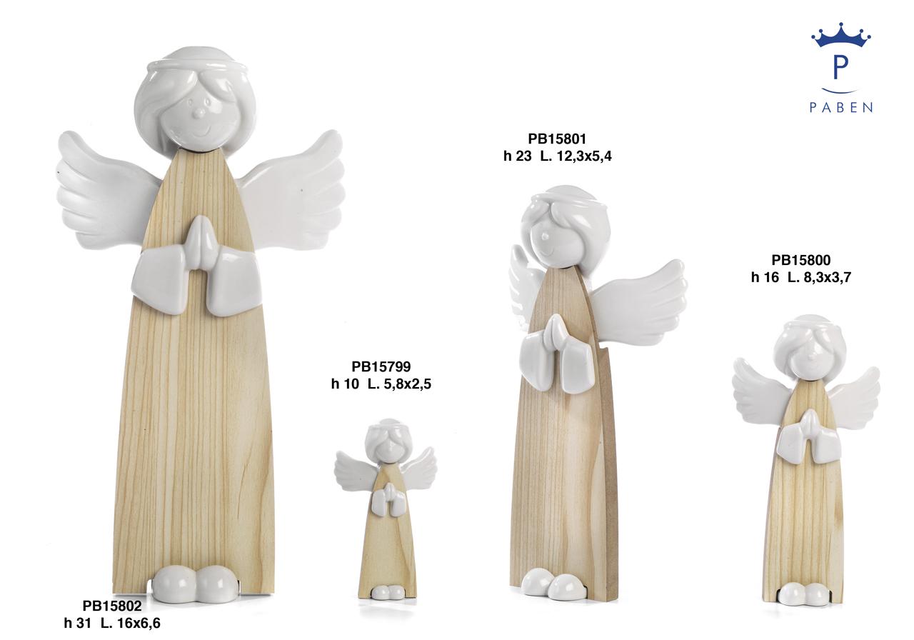 1B1D - Angeli Porcellana - Articoli Religiosi - Prodotti - Rebolab