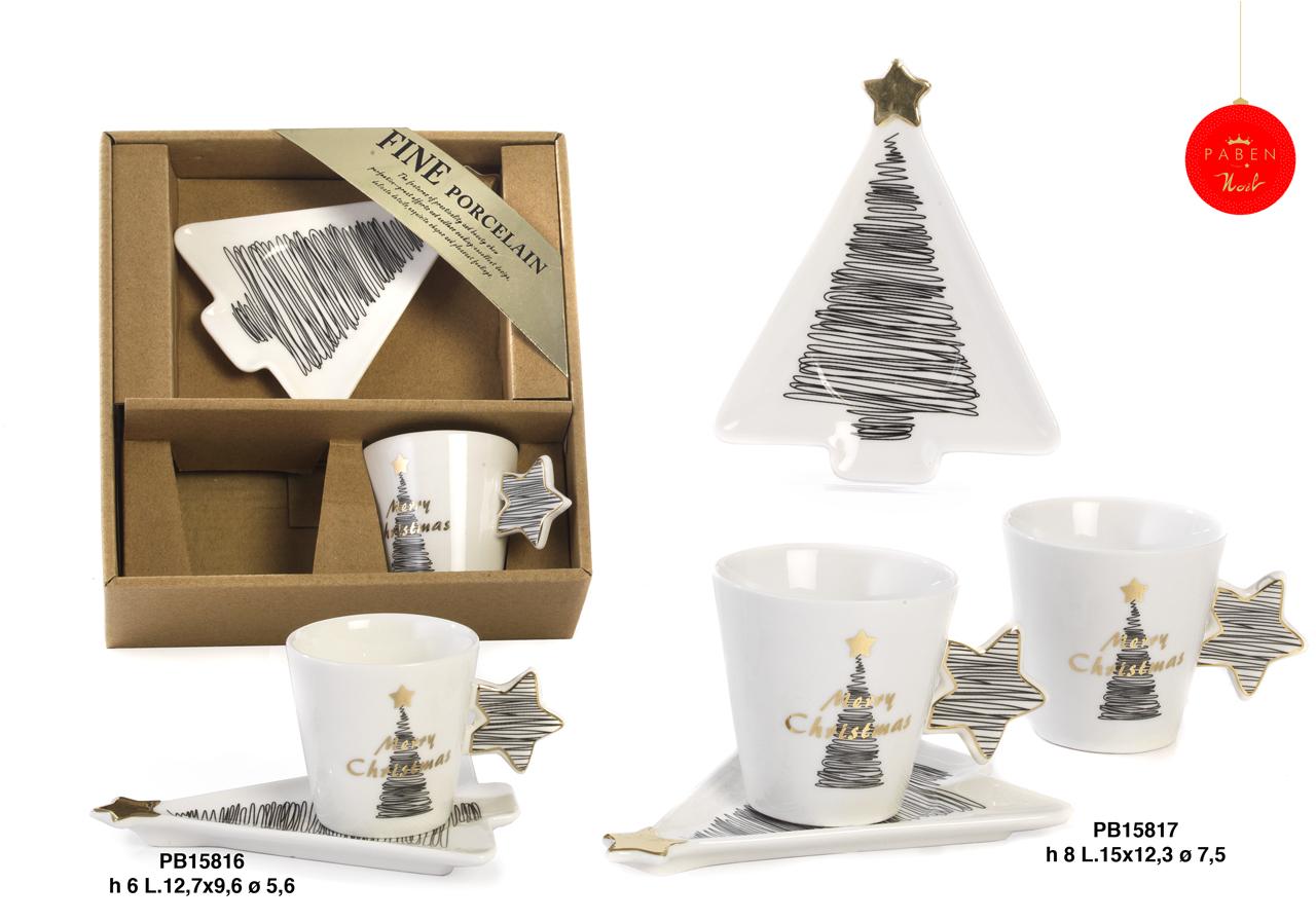 1B22 - Regali - Ceramiche Natalizie - Natale e Altre Ricorrenze - Prodotti - Rebolab