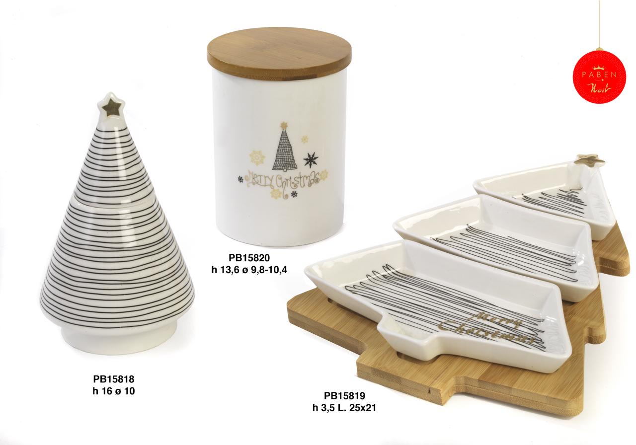 1B23 - Regali - Ceramiche Natalizie - Natale e Altre Ricorrenze - Prodotti - Rebolab