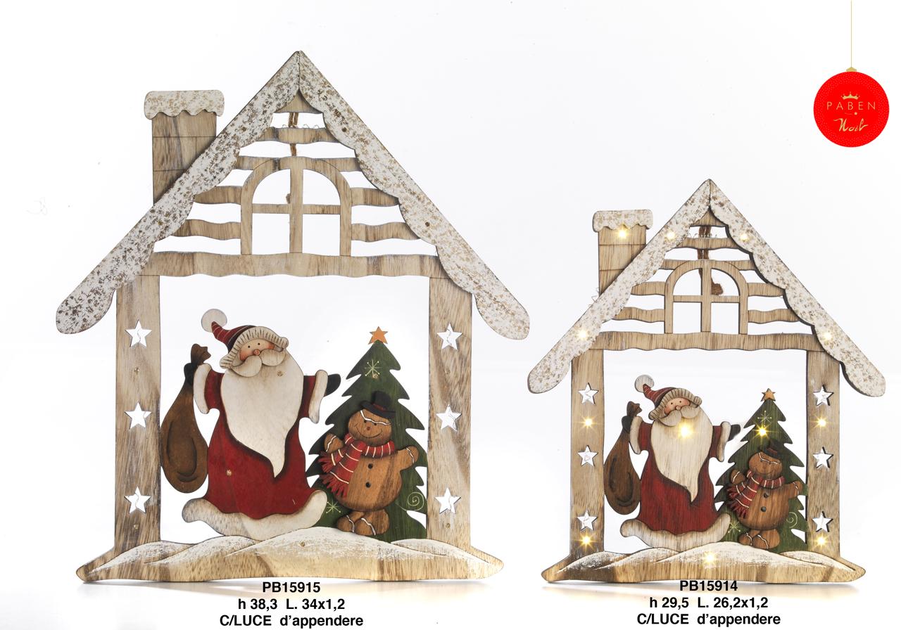 1B3F - Decorazioni - Addobbi Natalizi - Natale e Altre Ricorrenze - Prodotti - Rebolab