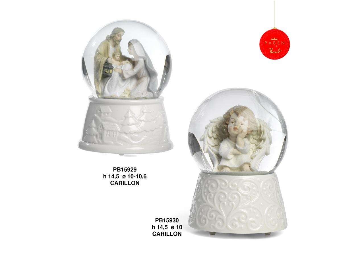 1B45 - Angeli Porcellana - Mandorle Bomboniere  - Prodotti - Rebolab