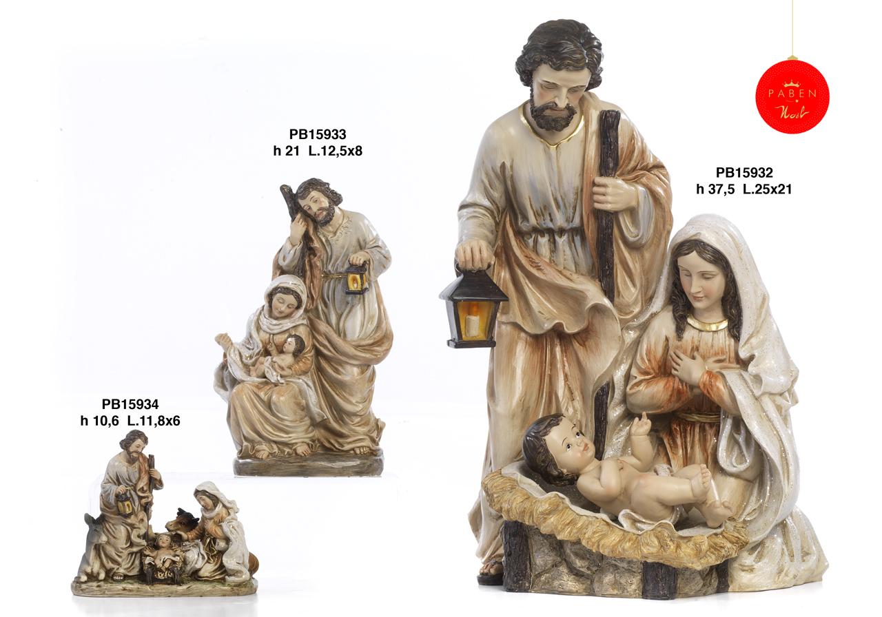1B47 - Presepi - Natività Resina - Natale e Altre Ricorrenze - Prodotti - Rebolab
