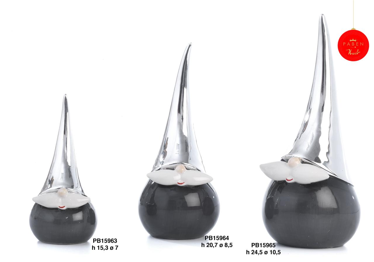 1B51 - Regali - Ceramiche Natalizie - Natale e Altre Ricorrenze - Prodotti - Rebolab