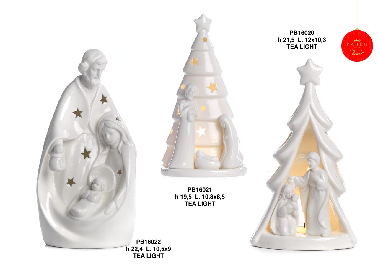 1B61 - Presepi - Natività Porcellana - Articoli Religiosi - Prodotti - Rebolab