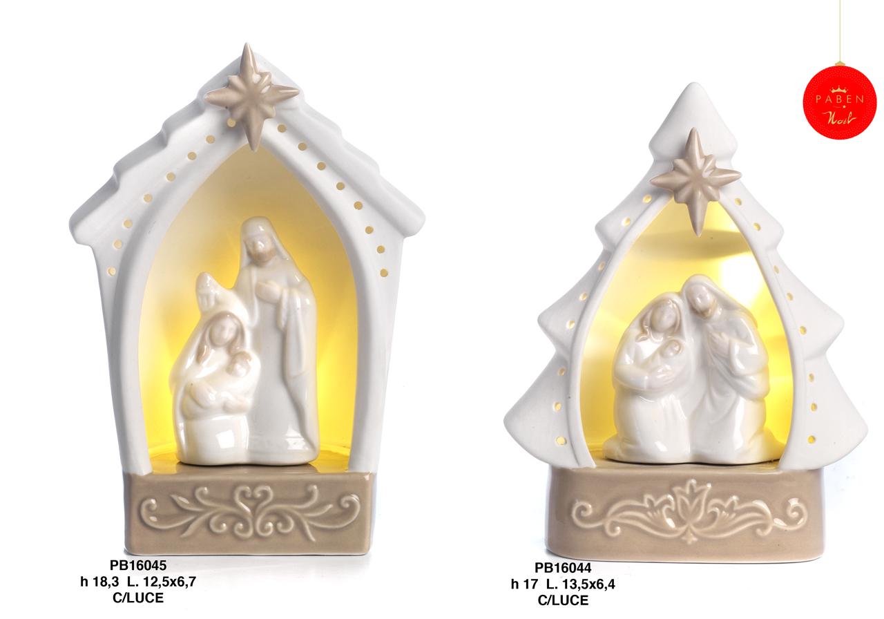 1B68 - Presepi - Natività Porcellana - Articoli Religiosi - Prodotti - Rebolab