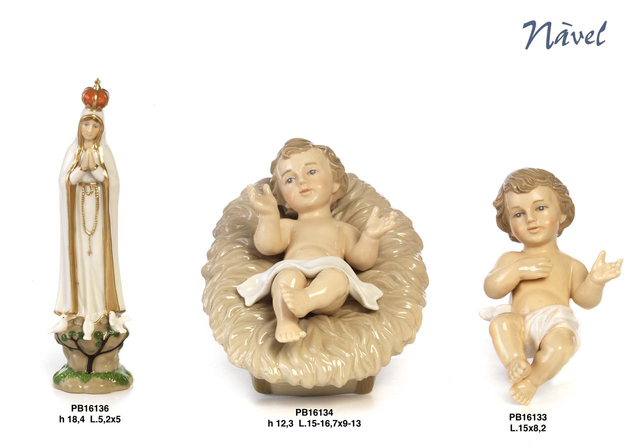 1B81 - Presepi - Bambinelli Nàvel - Articoli Religiosi - Prodotti - Rebolab