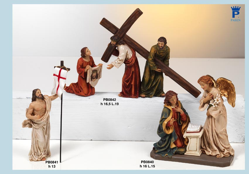 1B8B - Statue Pasquali - Articoli Religiosi - Prodotti - Rebolab