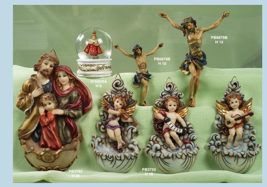 1B92 - Acquasantiere - Immagini Sacre - Articoli Religiosi - Offerte - Paben