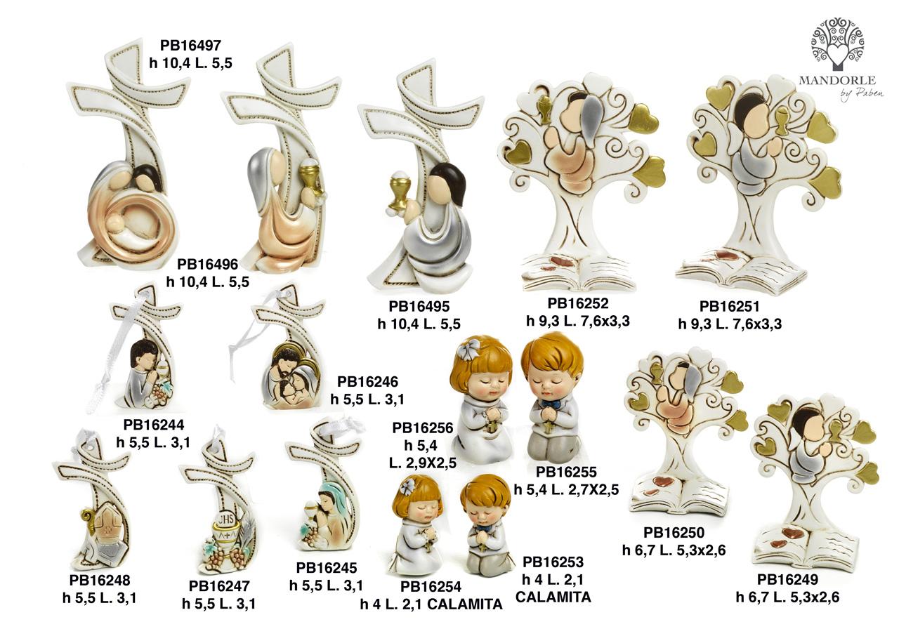 1BA9 - Sacri Comunione - Cresima - Articoli Religiosi - Novità - Paben