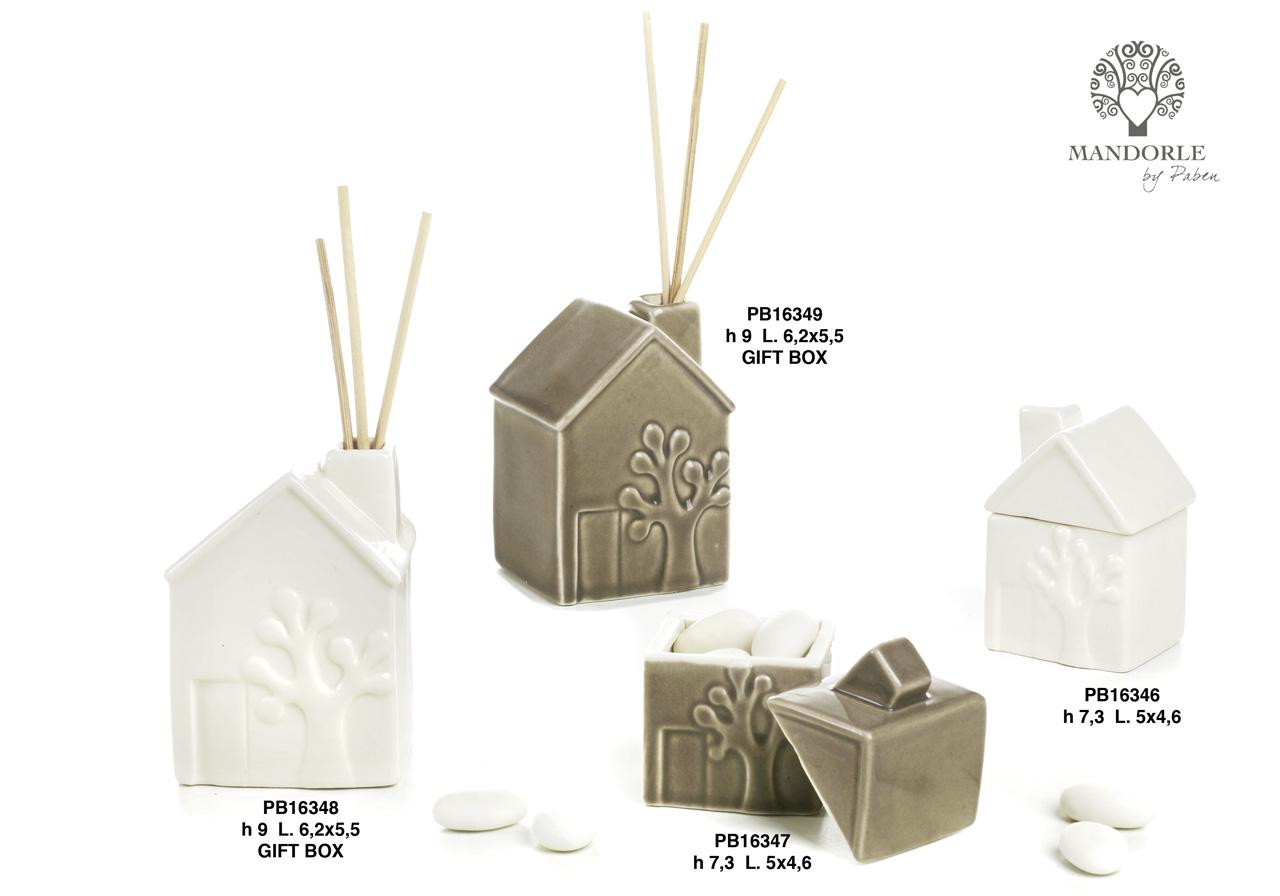 1BBD - Collezioni Porcellana-Ceramica - Mandorle Bomboniere  - Prodotti - Rebolab