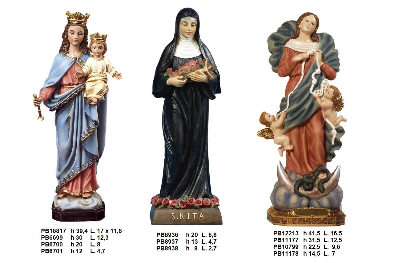 1C2B - Statue Santi - Articoli Religiosi - Prodotti - Rebolab