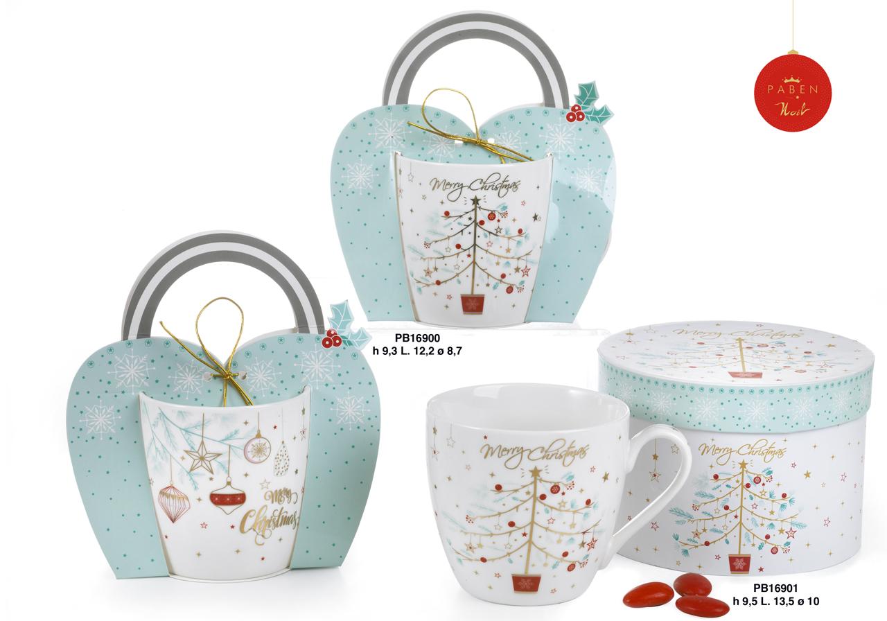 1C50 - Regali - Ceramiche Natalizie - Natale e Altre Ricorrenze - Prodotti - Rebolab