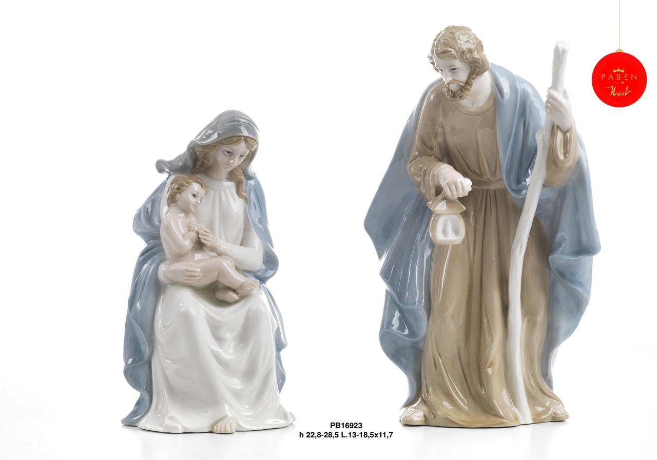 1C56 - Presepi - Natività Porcellana - Natale e Altre Ricorrenze - Prodotti - Rebolab
