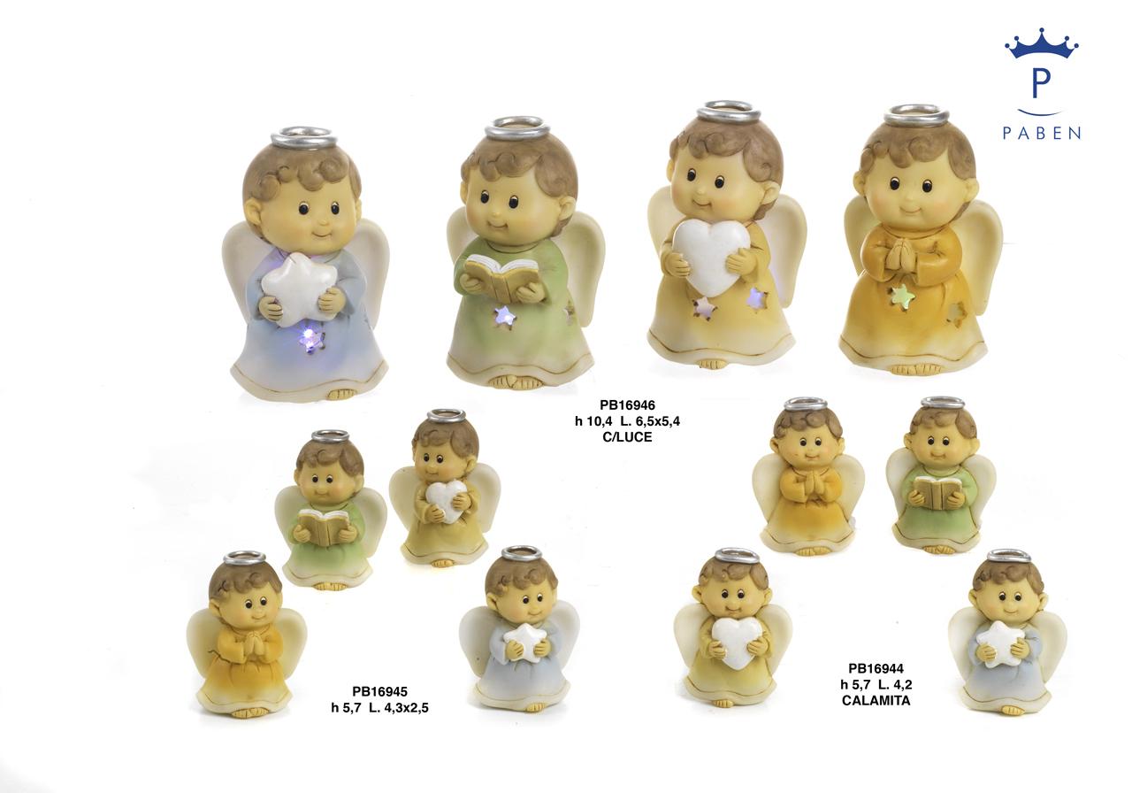 1C5C - Angeli Resina - Articoli Religiosi - Prodotti - Rebolab