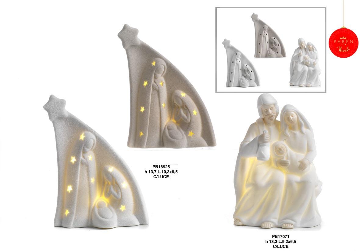 1C85 - Presepi - Natività Porcellana - Articoli Religiosi - Prodotti - Rebolab