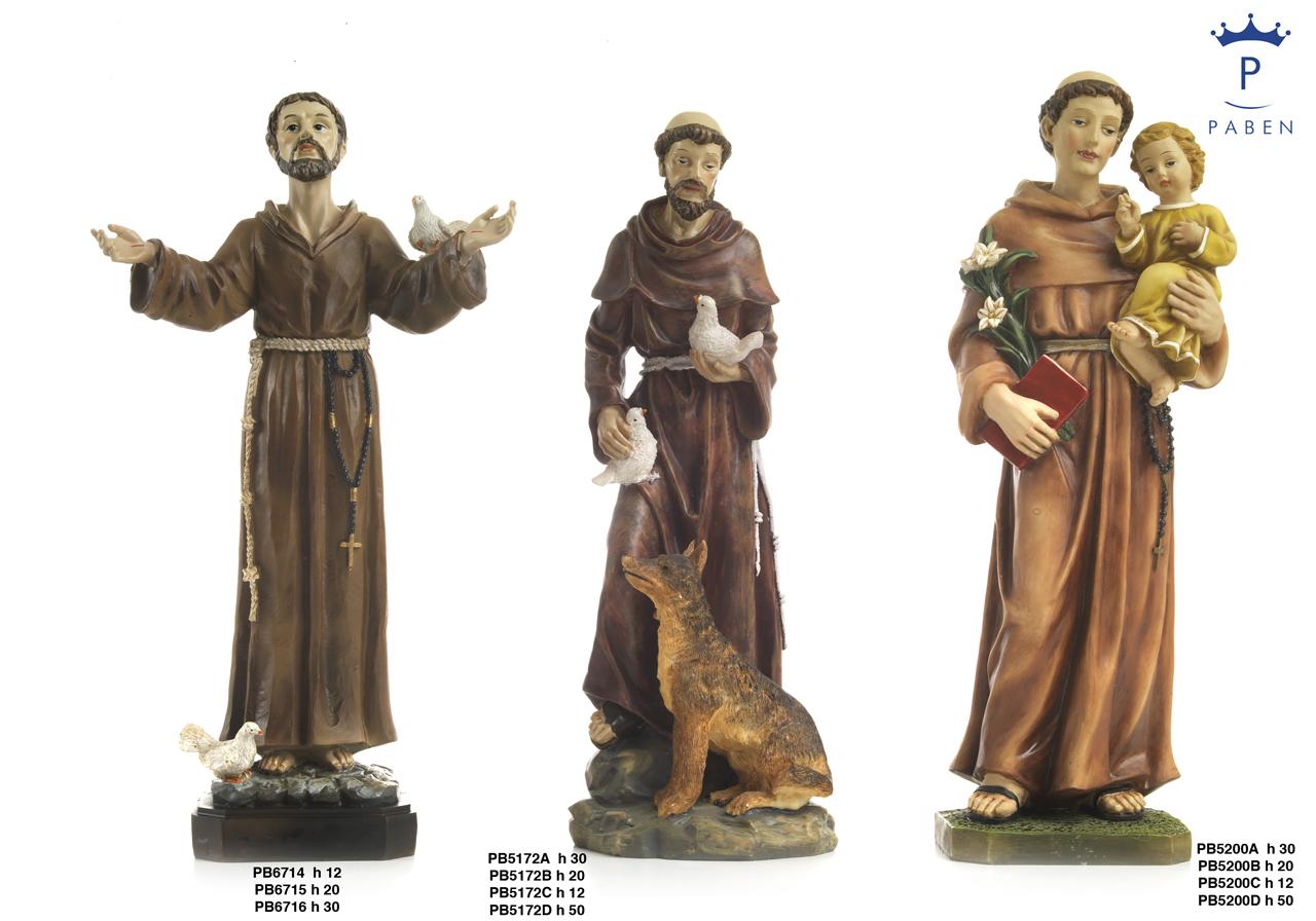 1C92 - Statue Santi - Articoli Religiosi - Prodotti - Rebolab