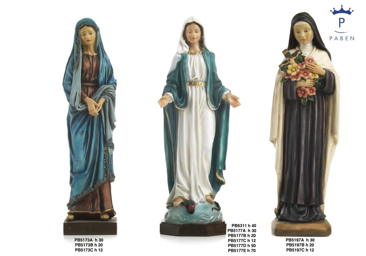 1C93 - Statue Santi - Articoli Religiosi - Prodotti - Rebolab