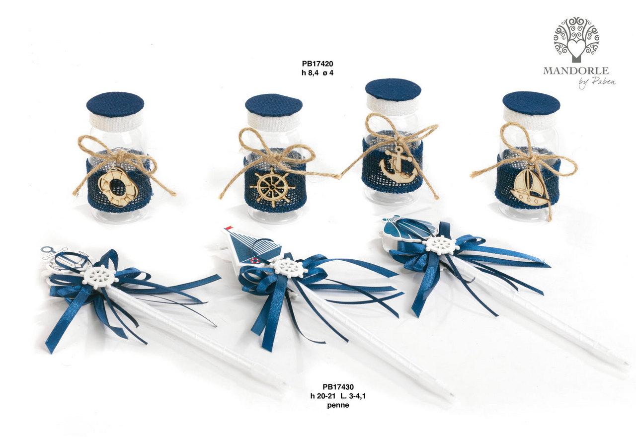 1CE2 - Portaconfetti - Scatoline - Mandorle Bomboniere  - Prodotti - Rebolab