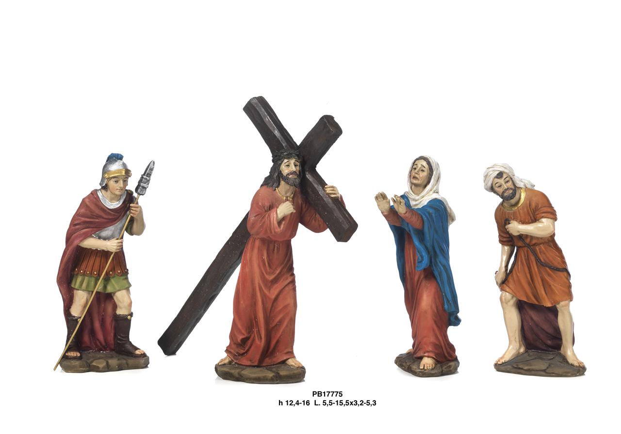 1D46 - Statue Pasquali - Natale e Altre Ricorrenze - Prodotti - Rebolab