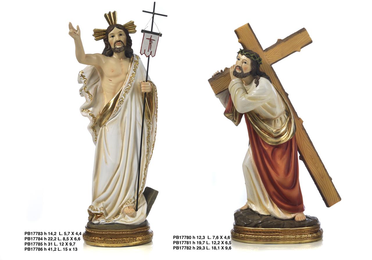 1D4A - Statue Pasquali - Natale e Altre Ricorrenze - Prodotti - Rebolab
