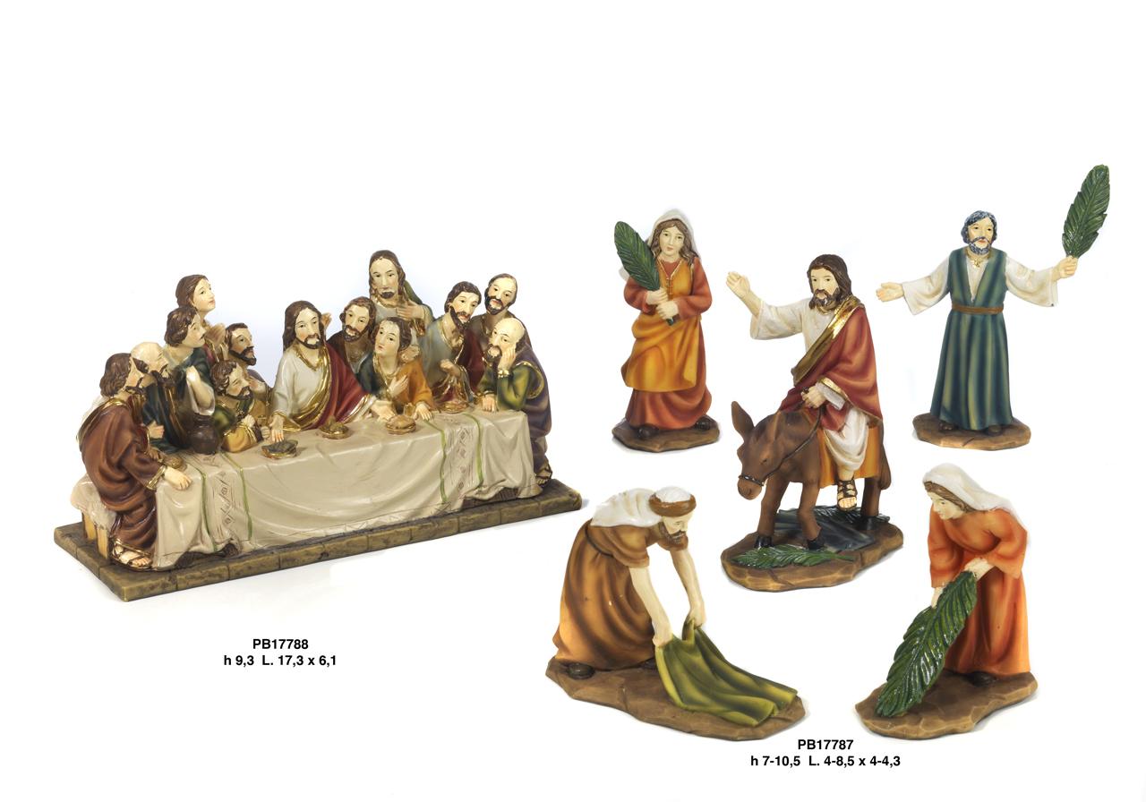 1D4B - Statue Pasquali - Natale e Altre Ricorrenze - Prodotti - Rebolab