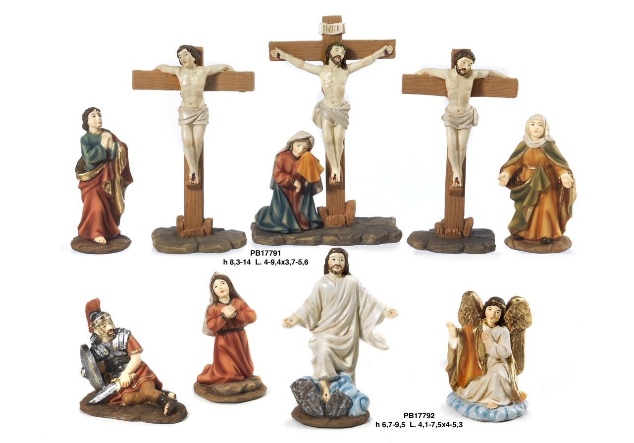 1D4D - Statue Pasquali - Natale e Altre Ricorrenze - Prodotti - Rebolab