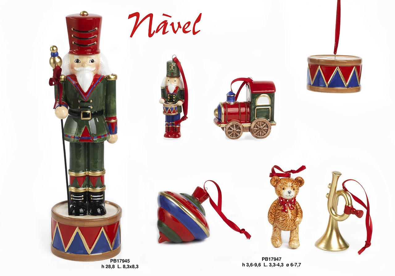 1D78 - Natale Nàvel - Natale e Altre Ricorrenze - Novità - Paben