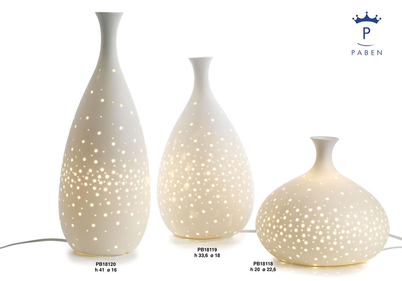 1DB2 - Collezioni Porcellana-Ceramica - Mandorle Bomboniere  - Novità - Paben