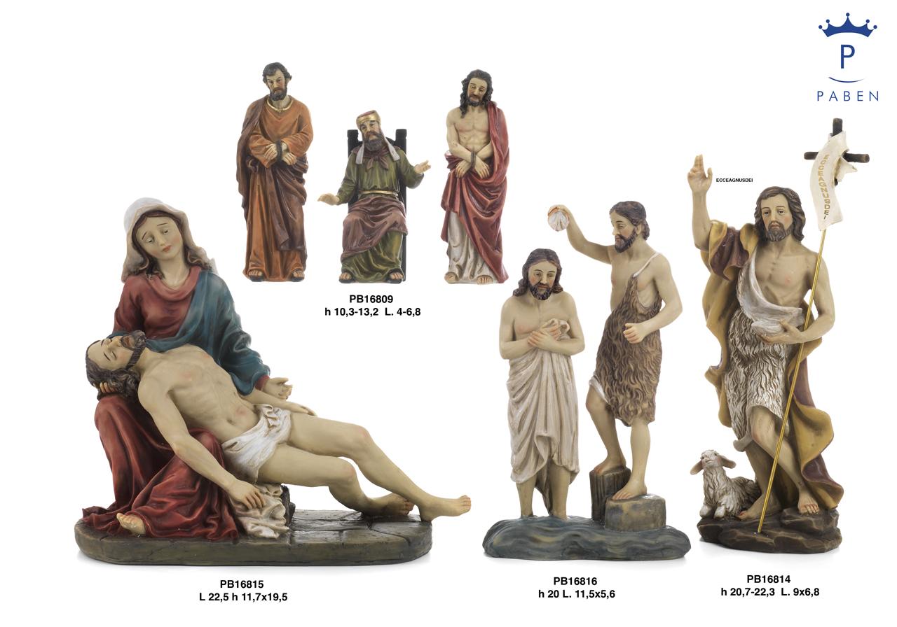 1DBE - Statue Santi - Articoli Religiosi - Prodotti - Rebolab